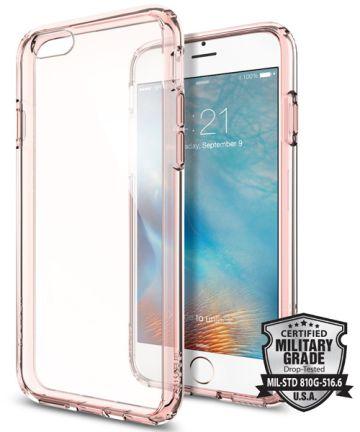 Spigen Ultra Hybrid Case Apple iPhone 6S Roze
