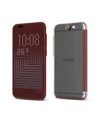HTC One A9 Dot View Case II HC M272 Deep Garnet