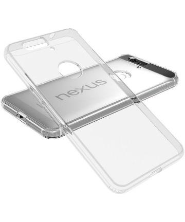 Huawei Nexus 6P Transparante TPU Back Cover