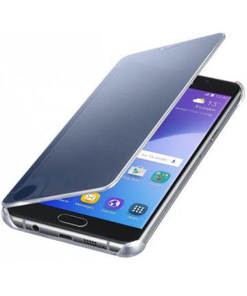Samsung Galaxy A5 (2016) Clear View Flip Case Blauw