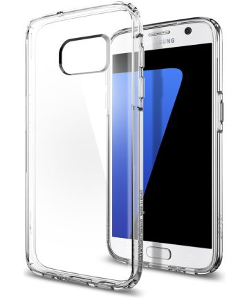Spigen Ultra Hybrid Case Samsung Galaxy S7 Crystal Clear