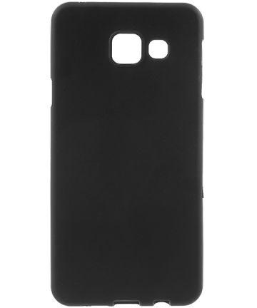 Samsung Galaxy A3 (2016) Matte TPU Case Zwart