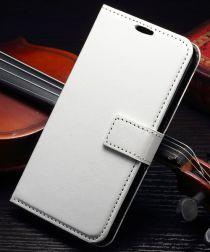 Samsung Galaxy S7 Bookcase Flip Hoesje Met Pasjes Wit