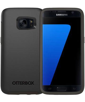 OtterBox Symmetry Hoesje Samsung Galaxy S7 Black Hoesjes