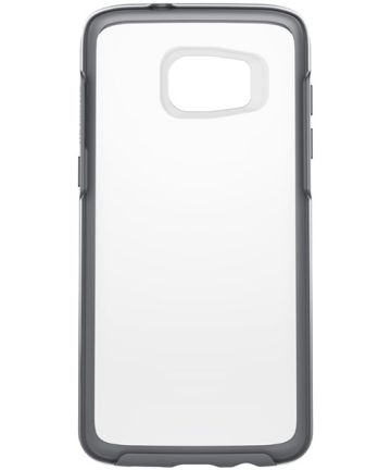 OtterBox Symmetry Clear Hoesje Samsung Galaxy S7 Edge Grey Crystal