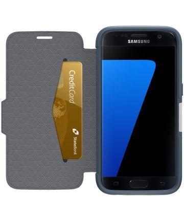 Otterbox Strada Samsung Galaxy S7 Blauw