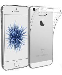 Apple iPhone SE / 5 / 5S Transparant Hoesje