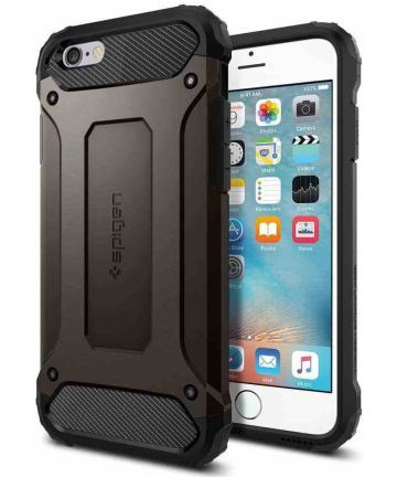 Spigen Tough Armor Tech Case Apple iPhone 6S Gunmetal