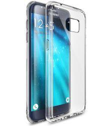 Ringke Fusion Samsung Galaxy S7 Edge hoesje doorzichtig Crystal View
