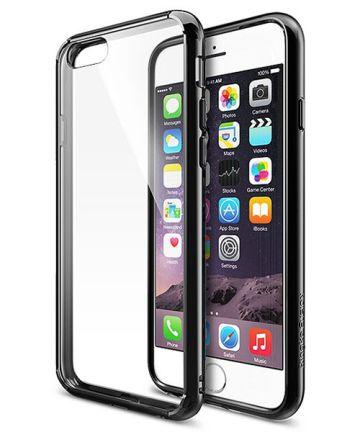 Ringke Fusion iPhone 6S Hoesje Doorzichtig Zwart