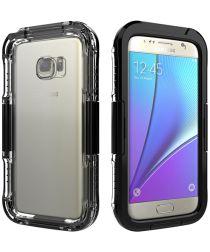 Samsung Galaxy S7 Waterbestendig Duikhoesje Zwart
