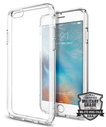 Spigen Ultra Hybrid Case Apple iPhone 6S Crystal Clear