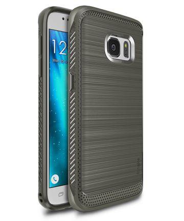 Ringke Onyx hoesje Samsung Galaxy S7 Mist Grey