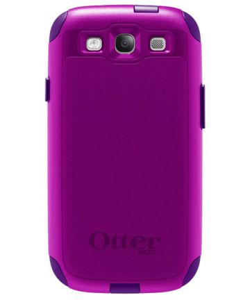 Otterbox Samsung Galaxy S3 Commuter Case Paars