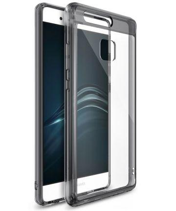 Ringke Fusion Hoesje Huawei P9 Doorzichtig Smoke Black Hoesjes