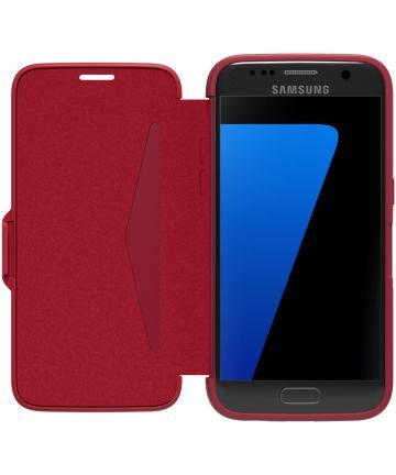 Otterbox Symmetry Etui Hoesje Samsung Galaxy S7 Rood Hoesjes