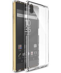 Ringke Fusion Sony Xperia Z5 Hoesje Doorzichtig Crystal View