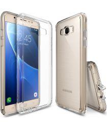 Ringke Fusion Samsung Galaxy J7 (2016) Hoesje Crystal View