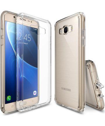 Ringke Fusion Samsung Galaxy J7 (2016) Hoesje Crystal View Hoesjes