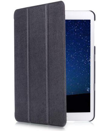 Samsung Galaxy Tab S2 9.7 Tri-Fold Flip Case Zwart Hoesjes