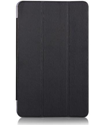 Samsung Galaxy Tab A 10.1 (2016) Tri-Fold Book Case Zwart