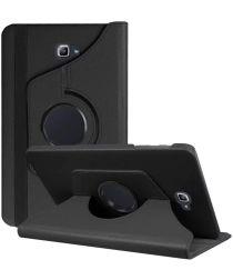 Samsung Galaxy Tab A 10.1 (2016) 360° Draaibare Hoes Zwart