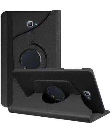 Samsung Galaxy Tab A 10.1 (2016) 360° Draaibare Hoes Zwart Hoesjes