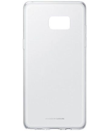 Samsung Galaxy Note 7 Clear Cover Transparant Origineel Hoesjes