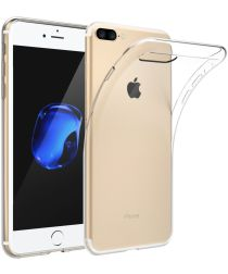Apple iPhone 7 Plus / 8 Plus Transparant Hoesje