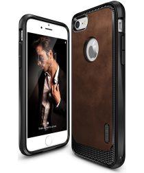 Ringke Flex S Apple iPhone 7 Stijlvolle TPU Case Bruin