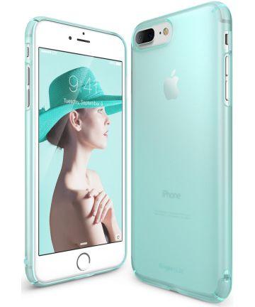 Ringke Slim Apple iPhone 7 Plus / 8 Plus ultra dun hoesje Frost Mint