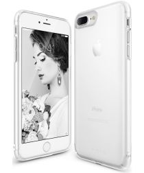 Ringke Slim Apple iPhone 7 Plus / 8 Plus ultra dun hoesje Frost White