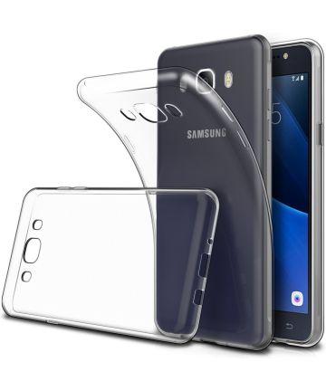 Transparant Samsung Galaxy J5 (2016) Hoesje Hoesjes