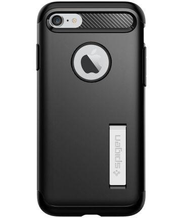 Spigen Slim Armor Apple iPhone 7 Hoesje Black