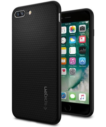 Spigen Liquid Armor Hoesje iPhone 7 Plus / 8 Plus