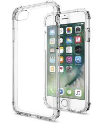 Spigen Crystal Shell Hoesje Apple iPhone 7 / 8 Clear Crystal