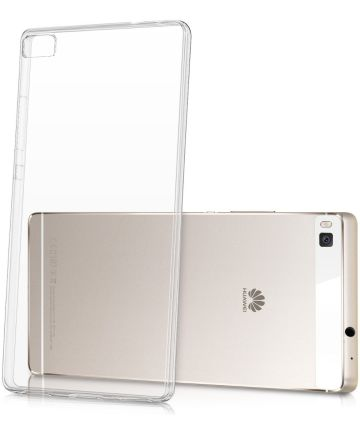 Transparant Huawei Ascend P8 Hoesje