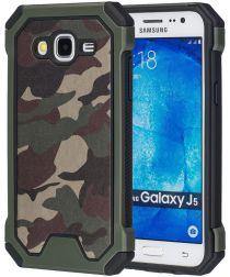 Samsung Galaxy J5 Camouflage Hoesje