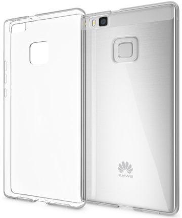 Huawei P9 Lite Hoesje Dun TPU Transparant