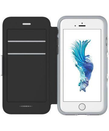 Gear4 D3O Oxford Book Case Apple iPhone 7 / 8 Zilver