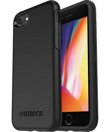 OtterBox Symmetry Series Apple iPhone SE (2020) Hoesje Zwart Hoesjes