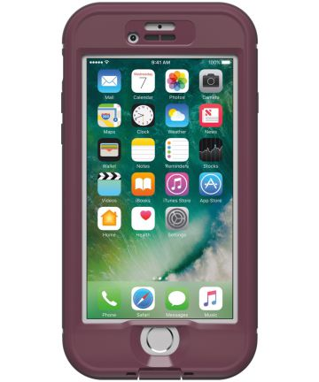 Lifeproof Nuud Apple iPhone 7 / 8 Waterdicht Hoesje Purple