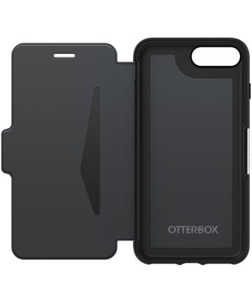 Otterbox Strada Folio Case iPhone 7 Plus / 8 Plus Zwart