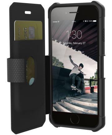 Urban Armor Gear Metropolis Case Apple iPhone 7 / 8 Zwart