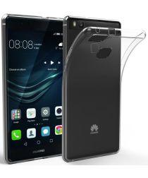 Huawei P9 Lite Transparant Hoesje