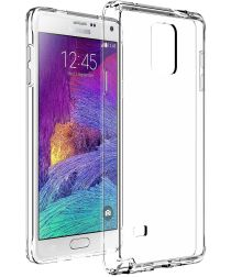 Samsung Galaxy Note 4 Transparant Hoesje