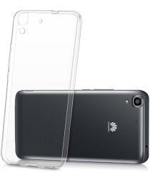 Huawei Y6 Transparant Hoesje