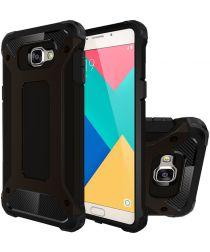 Samsung Galaxy A5 (2016) Hybride Beschermhoesje Zwart