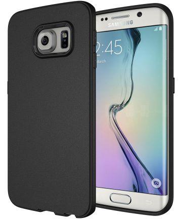 Samsung Galaxy S6 Edge TPU Hoesje Zwart