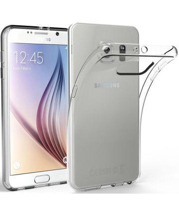 Samsung Galaxy S6 Transparant Hoesje